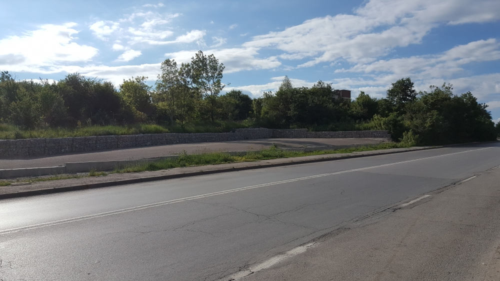 Plot of land for sale on the Ring road